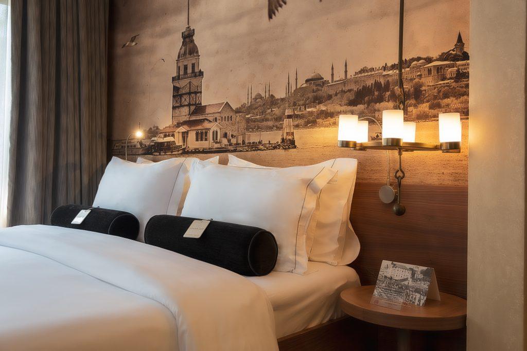 Deluxe room | 248-sq. foot (23-sq. meter) room